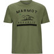 Marmot Republic SS Tee Men Olive Heather